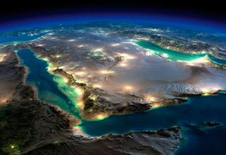 Beautiful Night Time Shots of Earth Courtesy of NASA