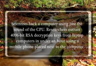 25 Shocking Modern Science Facts