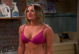 Kaley cuoco jerk off challenge - 1 part 10
