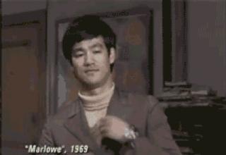 Bruce Lee Gif