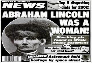 23 ridiculous covers from the weekly world news tabloid funny