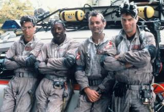 screenshot from the movie ghostbusters