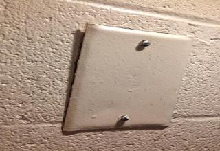 Freshman Finds a Secret Compartment in His Dorm Room
