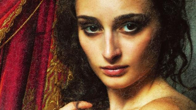 A painting of Julie D'Aubigny, a 17th century opera singer.