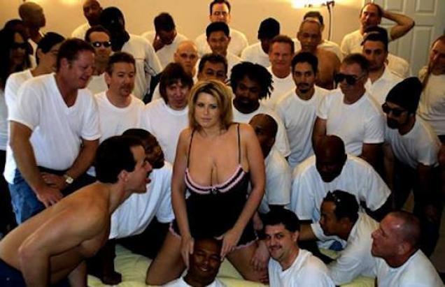 gangbang 2004 Record eroticon