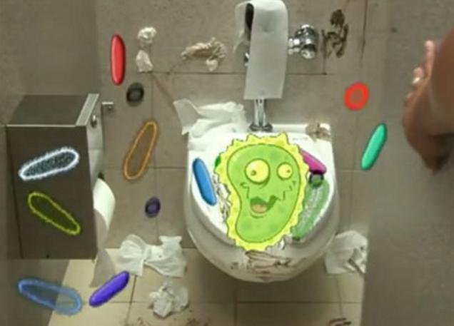 Disgusting Things Covered In Germs Eww Gallery Ebaum S