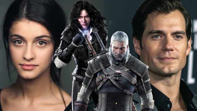 Netflix 39 S The Witcher Cast Revealed Wow Gallery Ebaum