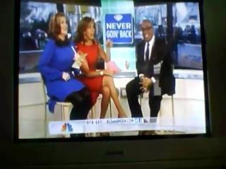 Meredith Vieira says Oh Shit on the Today Show view on ebaumsworld.com tube online.