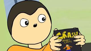 Animated Big Bang Theory Parody view on ebaumsworld.com tube online.