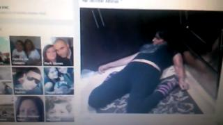 Guy Kills Wife, Uploads Picture On Facebook view on ebaumsworld.com tube online.