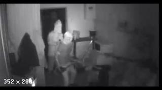 Brutal Home Invasion Robbery view on ebaumsworld.com tube online.