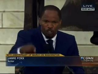 Jamie Fox Naming The Next Gen Civil rights leaders view on ebaumsworld.com tube online.