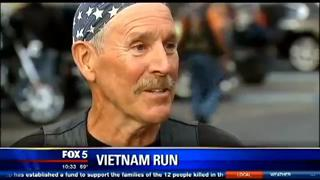 Army Veteran Runs 58,272 Miles To Pay Tribute To POWs view on ebaumsworld.com tube online.