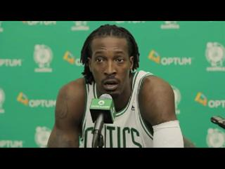 Gerald Wallace's voice sounds like a didgeridoo view on ebaumsworld.com tube online.