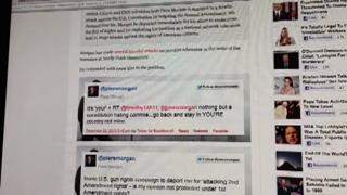 Arrest Piers Morgan for Foreign Subversion! view on ebaumsworld.com tube online.