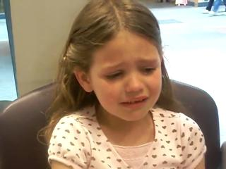 Parents and Beautician Harass Little Girl for not wanting... view on ebaumsworld.com tube online.