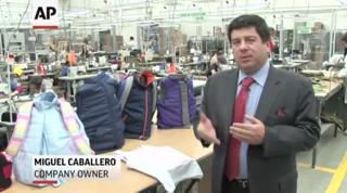 Colombian Company Makes Bulletproof Kid Clothes!! view on ebaumsworld.com tube online.