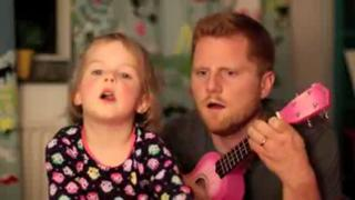 4 Year Old Sings With Father: You Belong To Me view on ebaumsworld.com tube online.