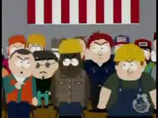 South Park - Durka Durrr They took err jerb !!!