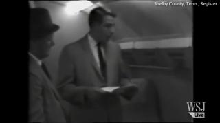 MLK killer James Earl Ray in newly Found Footage view on ebaumsworld.com tube online.