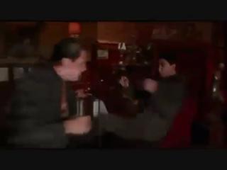 Best Ever Restaurant fight Scene view on ebaumsworld.com tube online.