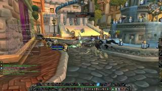 Stormwind Attacked By Hacker view on ebaumsworld.com tube online.
