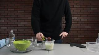 How to Turn Milk into Stone! view on ebaumsworld.com tube online.
