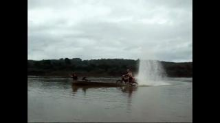 This Is A new Tipe Of Outboard Motor Boat. Good Ideia. view on ebaumsworld.com tube online.