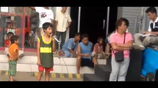 Filipino Boy Sings Whitney Houston ! view on ebaumsworld.com tube online.