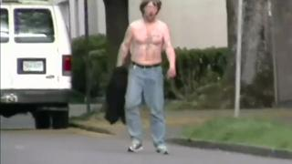 Meth Head Getting Down To Sepultura In The Street view on ebaumsworld.com tube online.