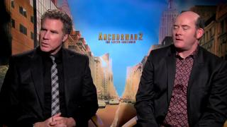 Techno Banger With Will Ferrell And The Cast Of Anchorman 2! view on ebaumsworld.com tube online.