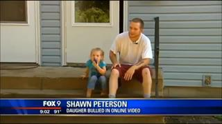White Toddler Bullied by Five-Year-Old Black Neighbors view on ebaumsworld.com tube online.