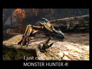 Monster Hunter HO! view on ebaumsworld.com tube online.