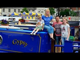 Family Hit By Recession Move On To A Narrowboat view on ebaumsworld.com tube online.