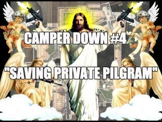 CAMPER DOWN 4 Saving Private PILGRIMM view on ebaumsworld.com tube online.
