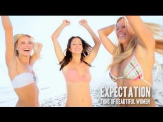 Going To The Beach: Expectations Vs  Reality view on ebaumsworld.com tube online.