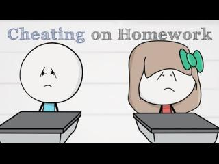 Homework cheat