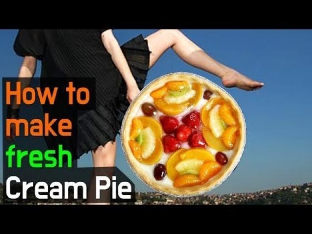 how to make fresh cream