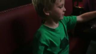 US Airman Surprises Five Year Old Son With Star Wars Themed Party view on ebaumsworld.com tube online.