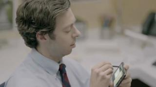 Samsung Galaxy Note II Commercial view on ebaumsworld.com tube online.