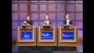 Joseph Gordon-Levitt On Jeopardy In 1997 view on ebaumsworld.com tube online.