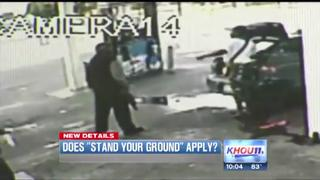 Woman Shoots Man To Death In Houston GasStation view on ebaumsworld.com tube online.