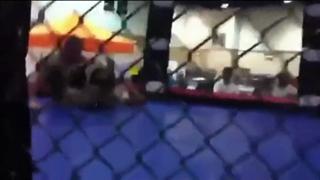 US Marine Vs Female Brazilian Ju Jitsu Practitioner view on ebaumsworld.com tube online.