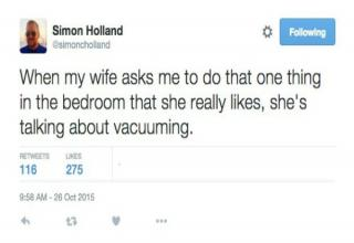 Tweets That Perfectly Sum Up What Married Life Is Like - 29 photos that perfectly sum up how your life is going