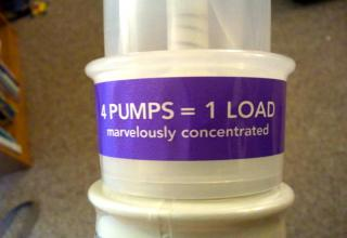 4 Pumps  1 Load