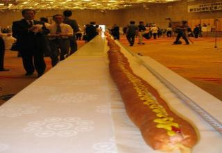 Worlds Longest Hot Dog - Picture | eBaum's World