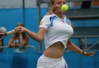 Tennis players with big tits gifs