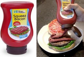 Ever Hear Of Squeeze Bacon