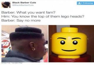 26 Most Ghetto Haircuts From Humanity