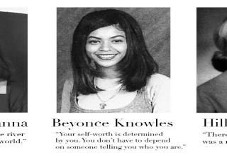 Celebrity Yearbook Quotes Wow Gallery EBaums World - 20 funny celebrity yearbook photos